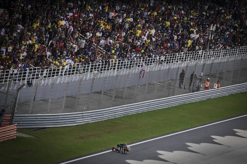 Hafizh Syahrin, Monster Yamaha Tech 3, Shell Malaysia Motorcycle Grand Prix