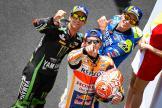 Marc Marquez, Johann Zarco, Alex Rins, Shell Malaysia Motorcycle Grand Prix