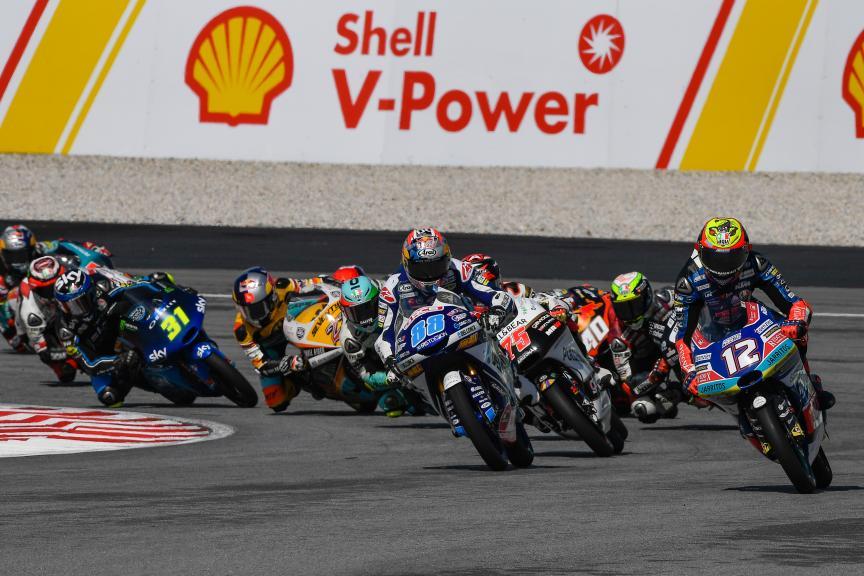 Moto3, Shell Malaysia Motorcycle Grand Prix
