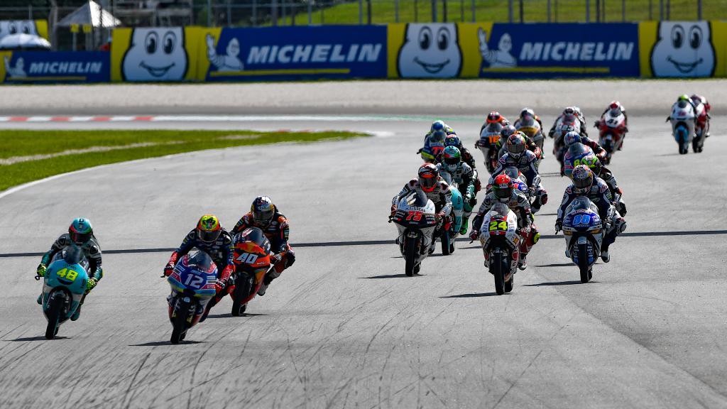 Moto3 - Malaysian race