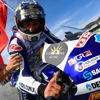 Martins Malaysia-Meisterklasse: Moto3™-Titel mit Sieg