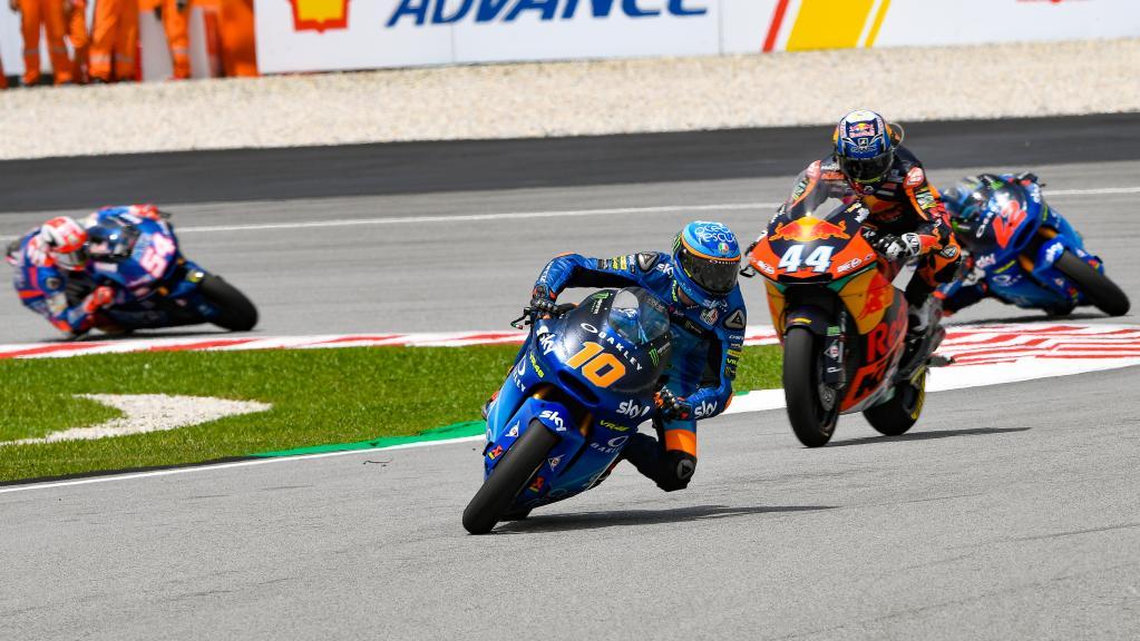 Moto2 - Malaysian race