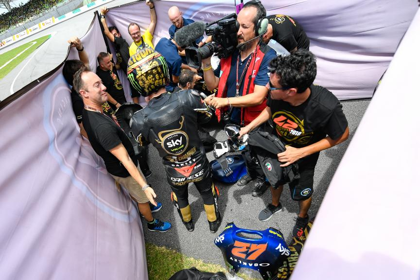 Francesco Bagnaia, Sky Racing Team VR46, Shell Malaysia Motorcycle Grand Prix