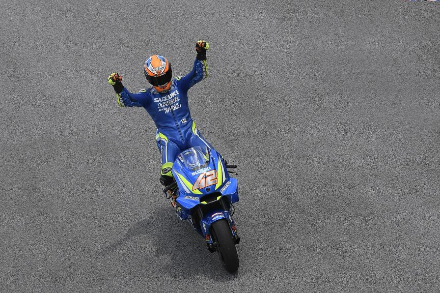Alex Rins, Team Suzuki Ecstar, Shell Malaysia Motorcycle Grand Prix