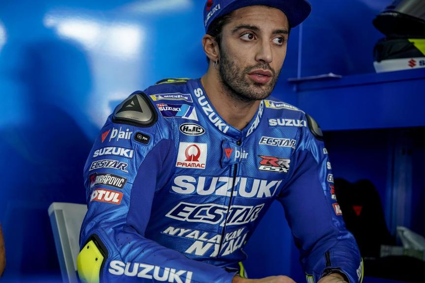 Andrea Iannone, Team Suzuki Ecstar, Shell Malaysia Motorcycle Grand Prix