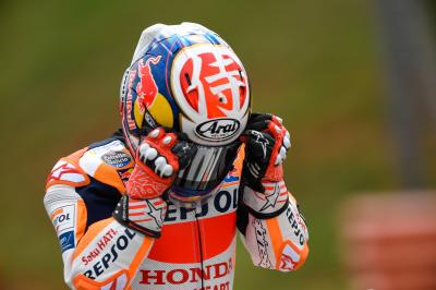 "Pedrosa: ""I had a good feeling at the beginning"""