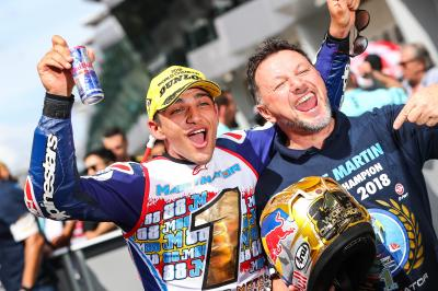"Gresini: ""Martin is a mixture of Marquez and Lorenzo"""