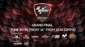 The 12 fastest players will go head-to-head at the Circuit Ricardo Tormo to see who will be crowned this year's MotoGP™ eSport 2018 Champion. Are you ready?