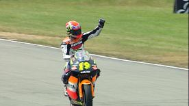 It was a rivalry that was ignited in the early 2000s, Sebastian Porto against Dani Pedrosa