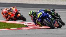 Some of the best scenes from the weekend at the Shell Malaysian Motorcycle Grand Prix