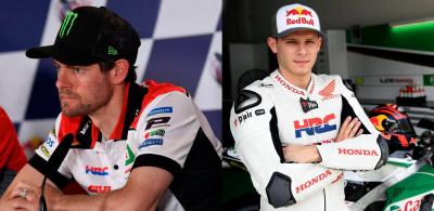 Injured Crutchlow to miss Valencia, replaced by Bradl