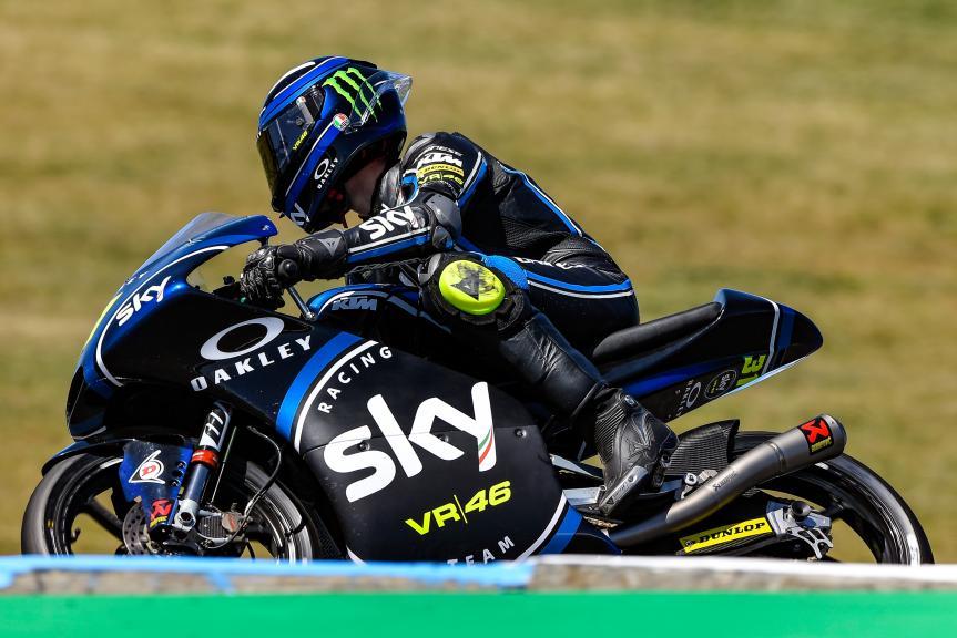 Celestino Vietti, Sky Racing Team VR46, Michelin® Australian Motorcycle Grand Prix