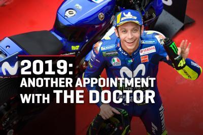 Rossi a toujours soif d'un dixième titre!