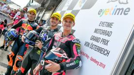 Bagnaia, Mir, Oliveira and Quartararo will make their debuts in MotoGP™. They set out their expectations for the season
