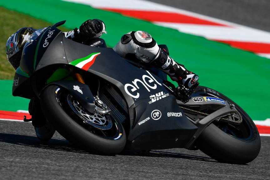 MotoE, a new category
