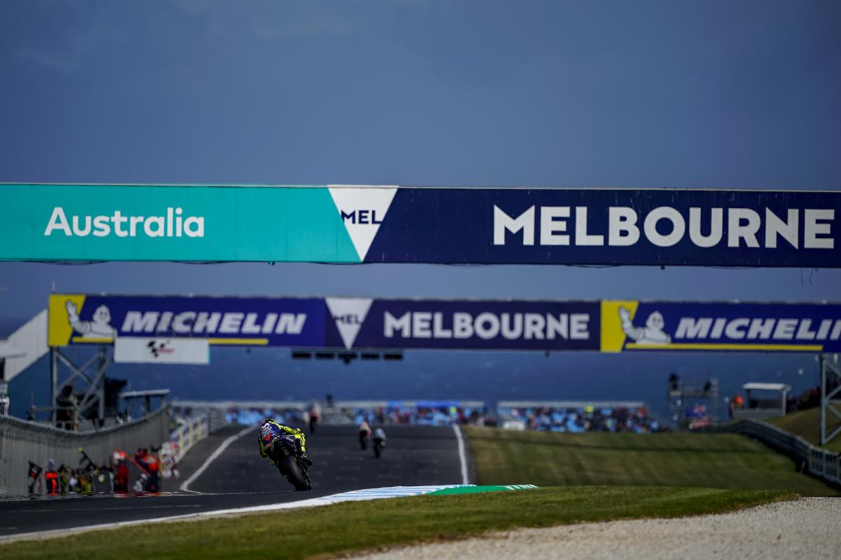 MotoGP™ remains on Network 10 in Australia for 3 more years | MotoGP™