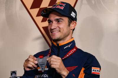 Dani Pedrosa named MotoGP™ Legend in Valencia