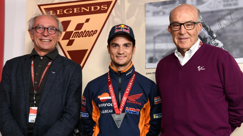 Dani Pedrosa - MotoGP Legend 16:9