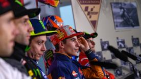 Watch the MotoGP? Press Conference from the Gran Premio Motul de la Comunitat Valenciana