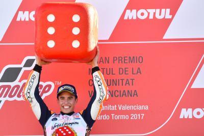 What happened last year at Ricardo Tormo Circuit?