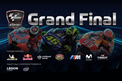 MotoGP™ eSport Championship: get in gear for the Grand Final