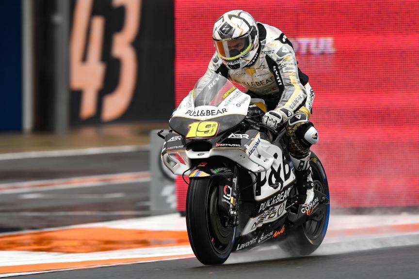 Alvaro Bautista, Angel Nieto Team, Gran Premio Motul de la Comunitat Valenciana