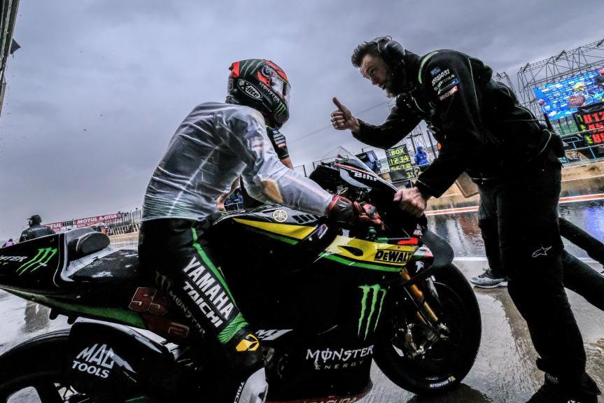 Hafizh Syahrin, Monster Yamaha Tech 3, Gran Premio Motul de la Comunitat Valenciana