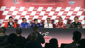 All of the Team Managers gathered ahead of this final round, to reflect on the year, talk about some of the new tech and look to next season
