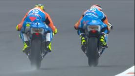 The opening Free Practice session for Moto2™ at the Circuit Ricardo Tormo