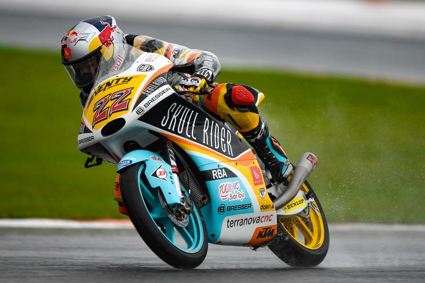 Kazuki Masaki, RBA BOE Skull Rider, Gran Premio Motul de la Comunitat Valenciana