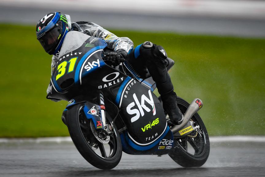 Celestino Vietti, Sky Racing Team VR46, Gran Premio Motul de la Comunitat Valenciana