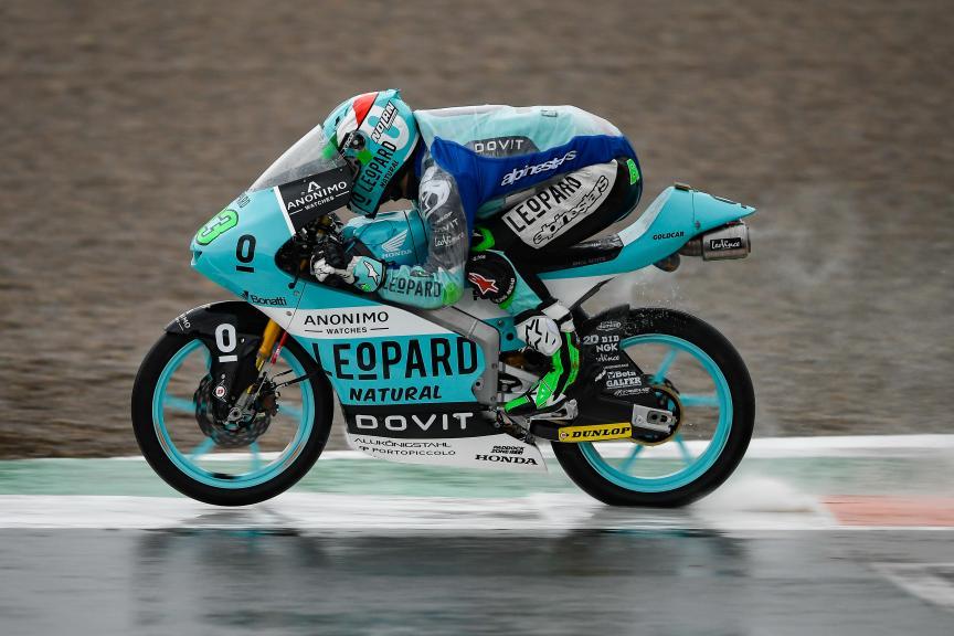 Enea Bastianini, Leopard Racing, Gran Premio Motul de la Comunitat Valenciana