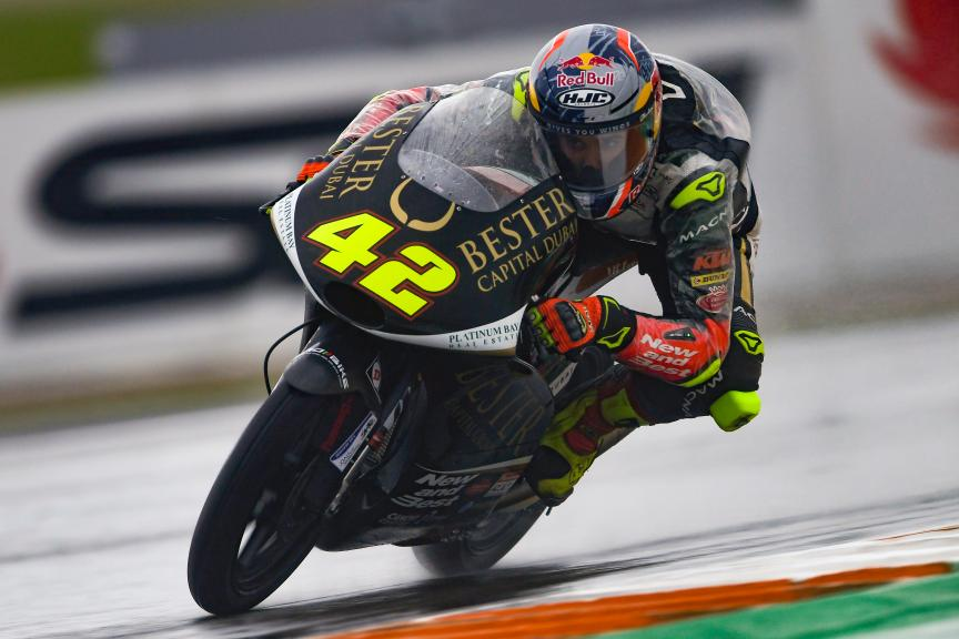 Marcos Ramirez, Bester Capital Dubai, Gran Premio Motul de la Comunitat Valenciana