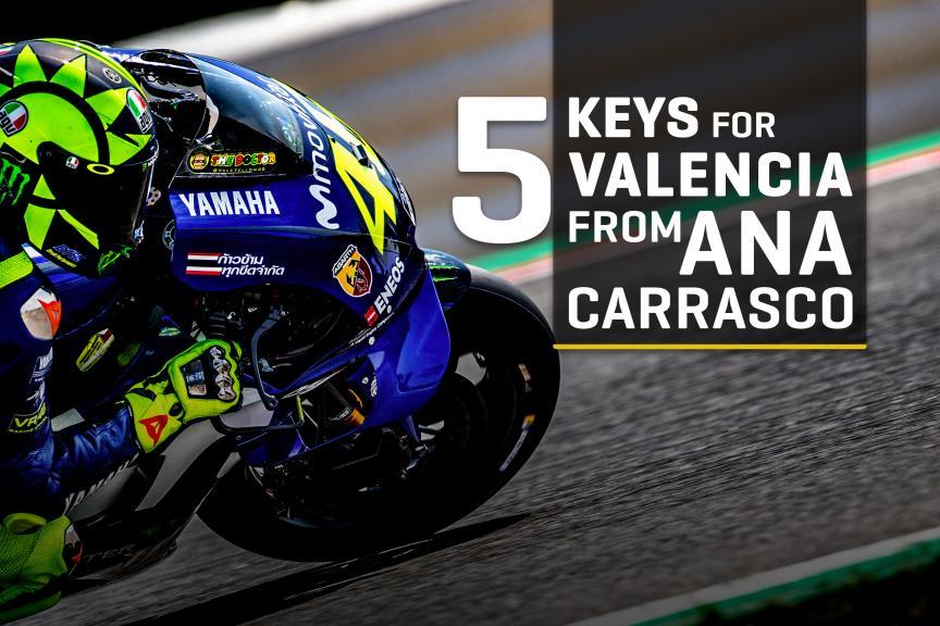 5 Keys - En