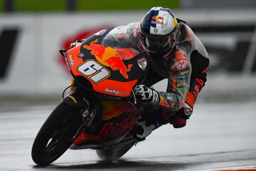 Can Oncu, Red Bull KTM Ajo, Gran Premio Motul de la Comunitat Valenciana