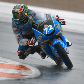 Lopez führt am Freitag die Moto3™ Action an