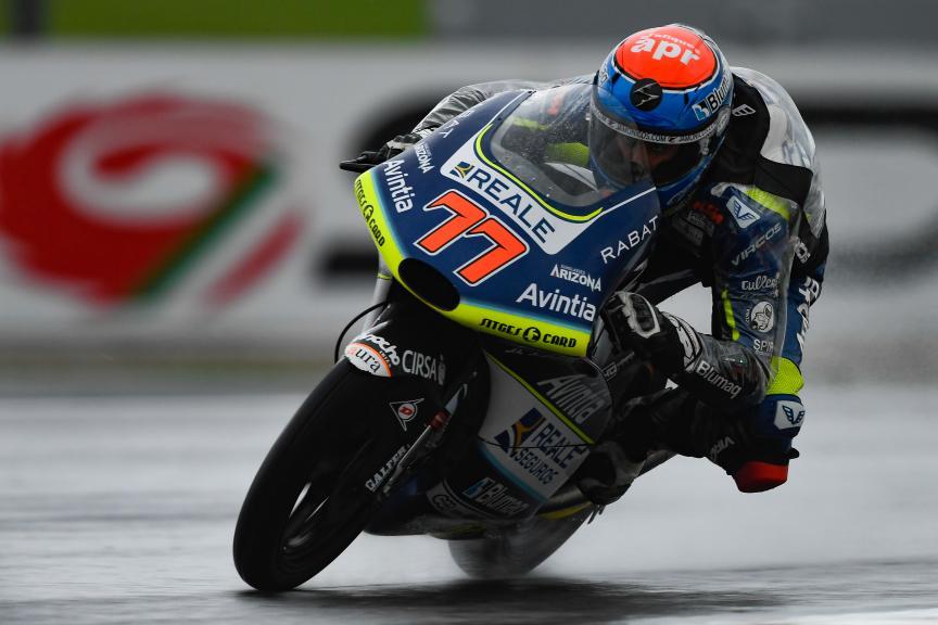 Vicente Perez, Reale Avintia Academy, Gran Premio Motul de la Comunitat Valenciana