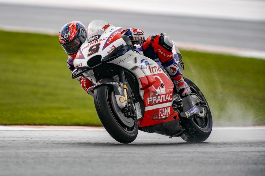 Danilo Petrucci, Alma Pramac Racing, Gran Premio Motul de la Comunitat Valenciana
