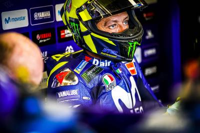 Rossi out of the top 10! What happened?
