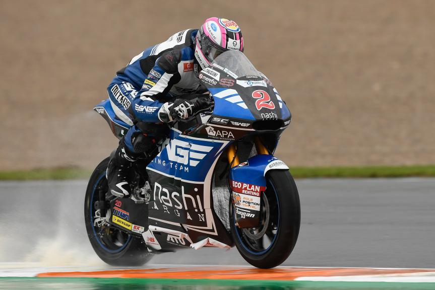 Jesko Raffin, SAG Team, Gran Premio Motul de la Comunitat Valenciana