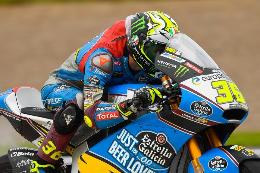 Joan Mir, Eg 0,0 Marc VDS, Gran Premio Motul de la Comunitat Valenciana