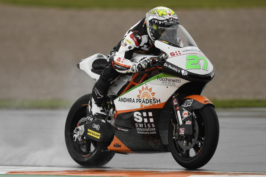 Iker Lecuona, Swiss Innovative Investors, Gran Premio Motul de la Comunitat Valenciana