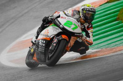 Moto2™ : Lecuona domine la première journée à Valence