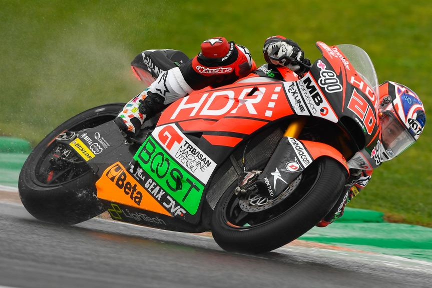 Fabio Quartararo, MB Conveyors - Speed Up, Gran Premio Motul de la Comunitat Valenciana