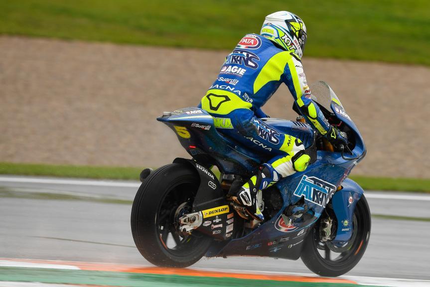 Andrea Locatelli, Italtrans Racing Team, Gran Premio Motul de la Comunitat Valenciana
