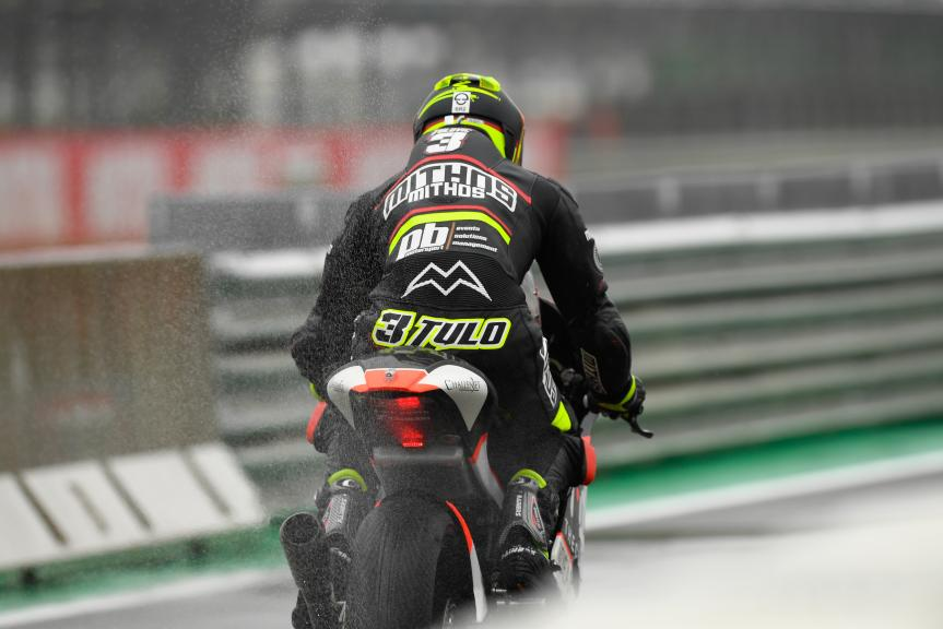 Lukas Tulovic, Forward Racing Team, Gran Premio Motul de la Comunitat Valenciana