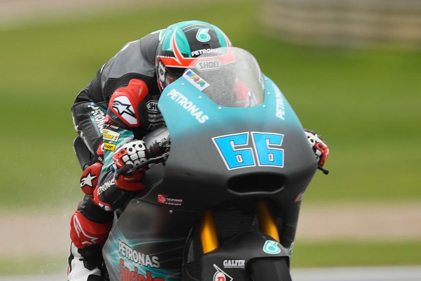 Niki Tuuli, Petronas Sprinta Racing, Gran Premio Motul de la Comunitat Valenciana