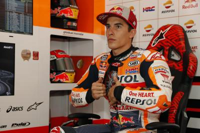 Dislocated shoulder to P5: Marquez' miraculous Q2