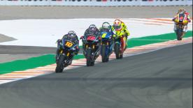 The intermediate class take to the Circuit Ricardo Tormo to fight for pole in the Gran Premio Motul de la Comunitat Valenciana