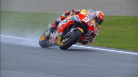 Enjoy the third MotoGP™ Free Practice session at the Circuit Ricardo Tormo